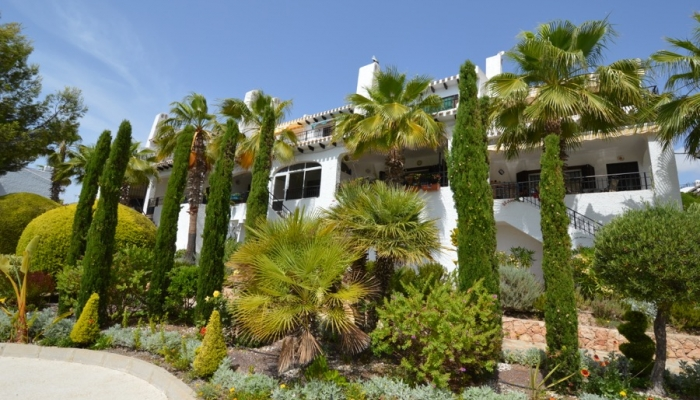Duplex in Los Angius 3 just 300 m from the beach for sale in Cabo Roig