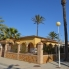 The villa near the beach in Cabo Roig